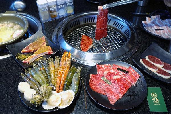西門町燒烤吃到飽-町番燒肉,台北火烤兩吃吃到飽 (1).jpg