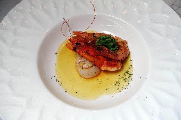 新竹金山街義法料理,Garden Party Restaurant (27).jpg