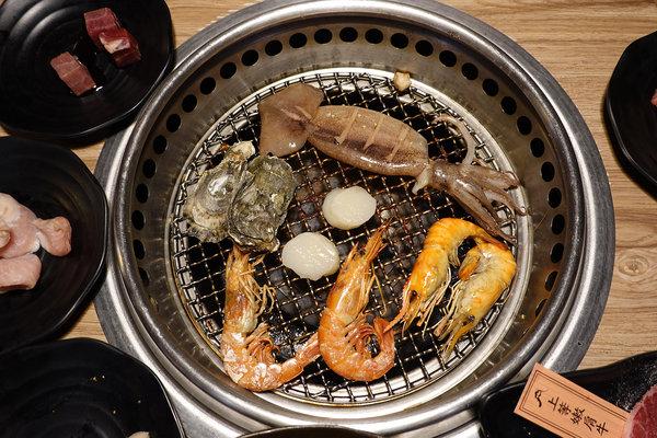 蘆洲燒烤火鍋吃到飽,赤富士日式無煙燒肉鍋物蘆洲店 (45).jpg