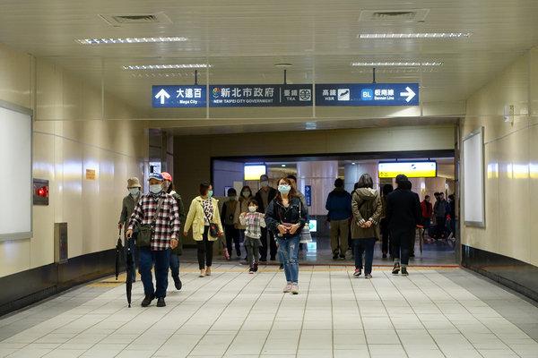 三重到板橋捷運,三重到板橋車站怎麼搭比較快 (19).JPG