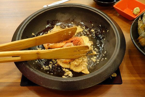 松江南京站聚餐火鍋吃到飽-嗨蝦蝦三杯醉蝦石頭鍋 (27).jpg