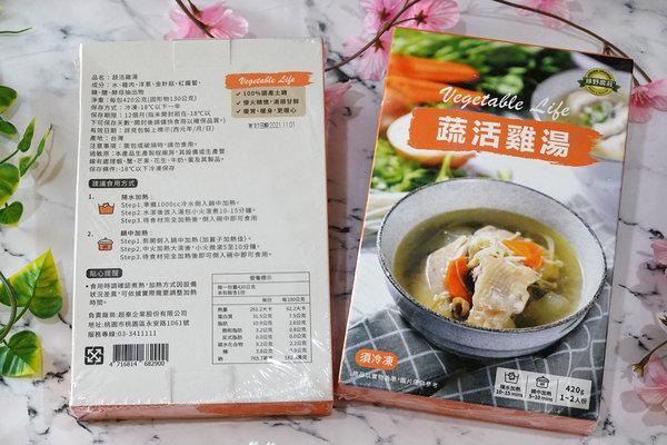 好吃冷凍雞湯包推薦-綠野農莊雞湯料理包、雞肉燥 (5).jpg