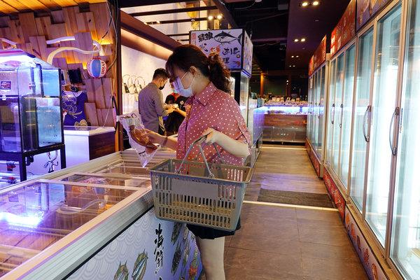 台北最強海鮮肉品超市-吉道水產松山門市,5倍券變10倍券台北超市餐廳 (54).jpg