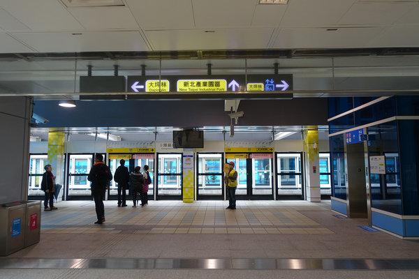三重到板橋捷運,三重到板橋車站怎麼搭比較快 (6).JPG