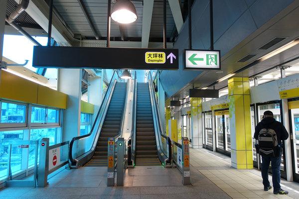 三重到板橋捷運,三重到板橋車站怎麼搭比較快 (7).JPG