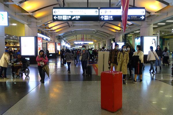 三重到板橋捷運,三重到板橋車站怎麼搭比較快 (23).JPG