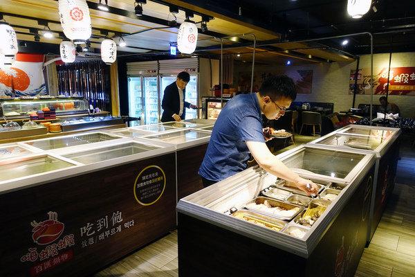 台北超值火鍋-丼賞和食嗨蝦蝦百匯鍋物吃到飽 (26).jpg