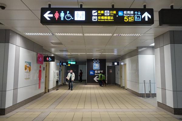 三重到板橋捷運,三重到板橋車站怎麼搭比較快 (16).JPG