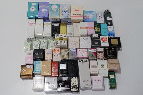 2020美人密碼美妝保養香水特賣會,百貨專櫃保養品、名牌香水2100樣商品1折起,大安站美妝特賣會開催