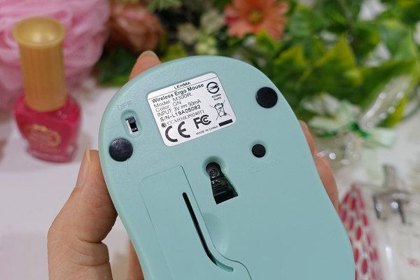 好用無線滑鼠推薦-LEXMA M300R無線光學滑鼠Q版彩虹獨角獸彩繪 (13).jpg