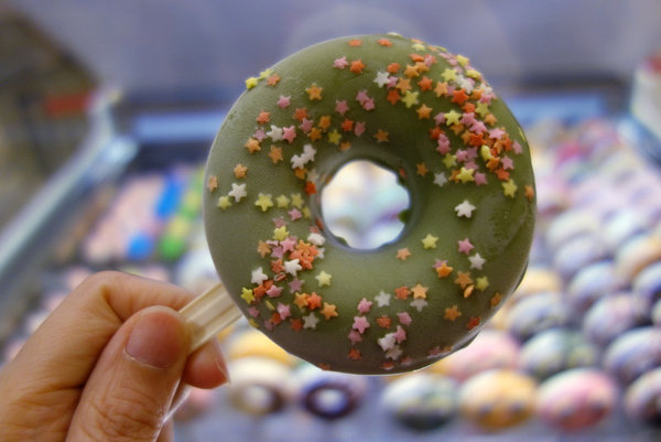 Mr.Donuts Gelato甜甜圈雪糕台北店 (33).JPG
