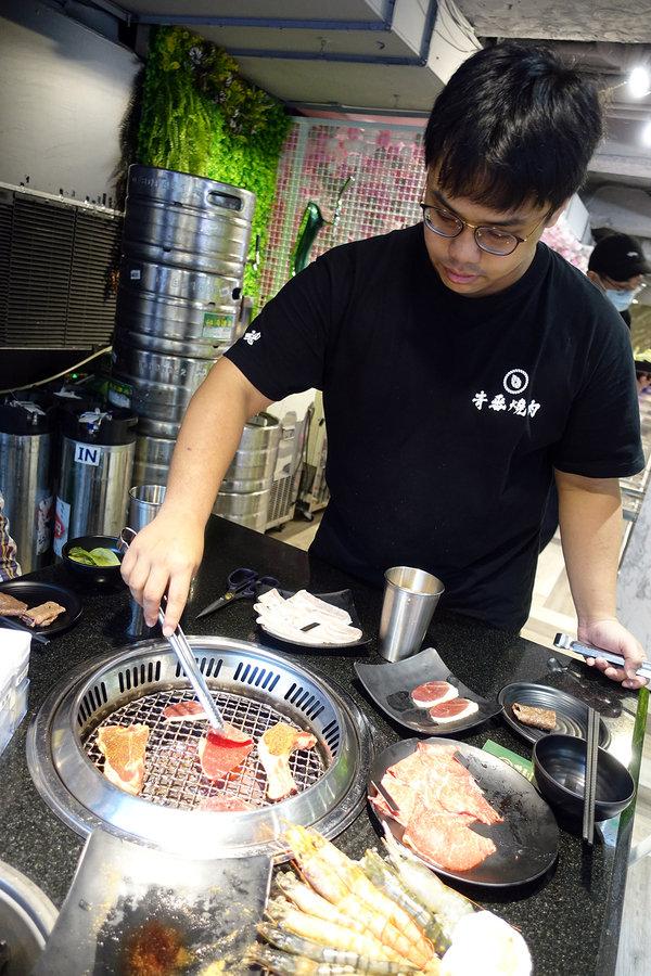 西門町燒烤吃到飽-町番燒肉,台北火烤兩吃吃到飽 (38).jpg