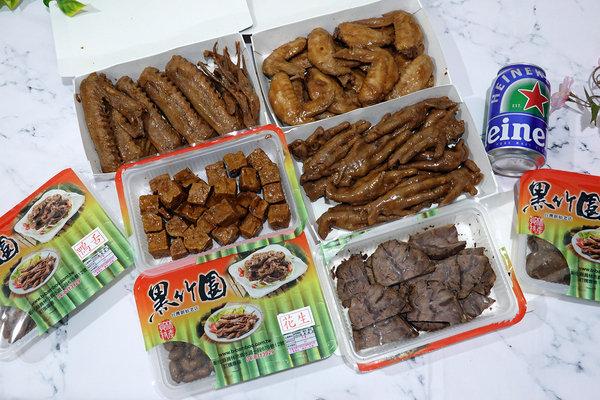 黑竹園雞腳冷滷味,以四十年老滷汁製成的好吃團購美食 (29).jpg