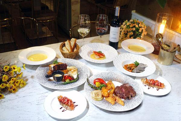新竹金山街義法料理,Garden Party Restaurant (1).jpg