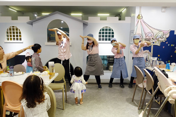 幫寶貝規劃個歡樂的生日派對活動,MINIME Kids Cafe (33).jpg