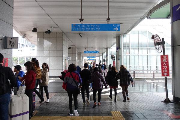 三重到板橋捷運,三重到板橋車站怎麼搭比較快 (34).JPG