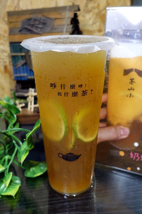 六張犁飲料店-茶山小飲料店,草本機能蛋做的好喝蛋蜜汁 (36).jpg