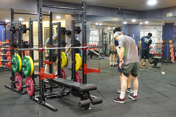 台北健身房教練課推薦-GO GYM健身俱樂部小巨蛋館 (26).jpg