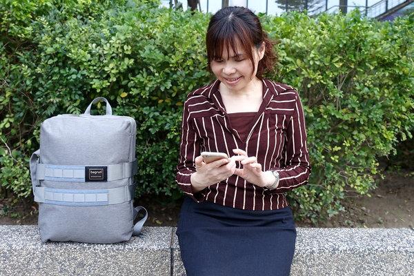 開箱-bagrun輕軍風三用機能後揹筆電包,上班族、輕旅行機能背包 (29).jpg