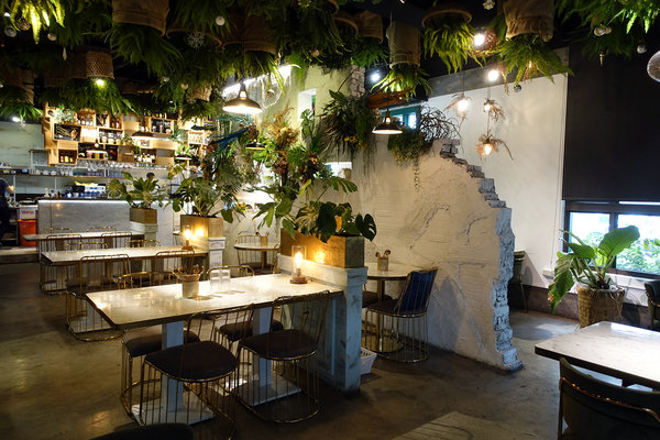 新竹金山街義法料理,Garden Party Restaurant (10).jpg