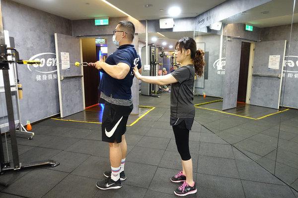 台北健身房教練課推薦-GO GYM健身俱樂部小巨蛋館 (35).jpg