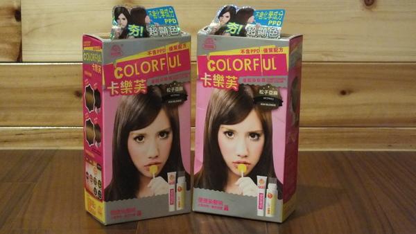 【體驗】美吾髮卡樂芙優質染髮霜,不含PPD、染髮同時護髮喔!