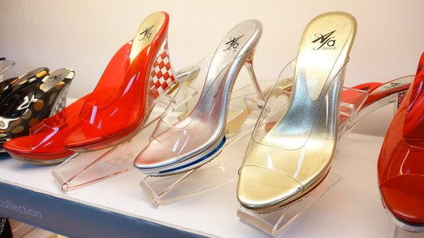 安法婚宴鞋