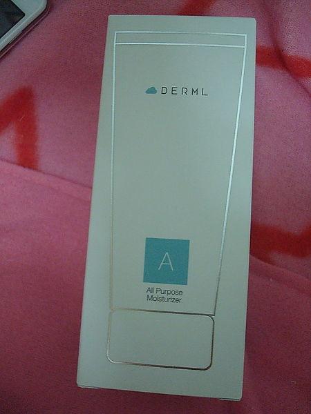 [試用]Derml A 多功能滋潤乳霜