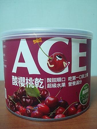 [試吃]ACE酸櫻桃乾