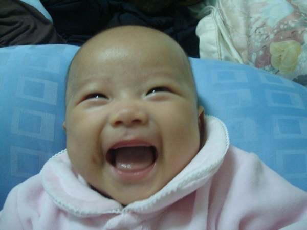 [寶]1~12個月寶寶...各項成長遊戲