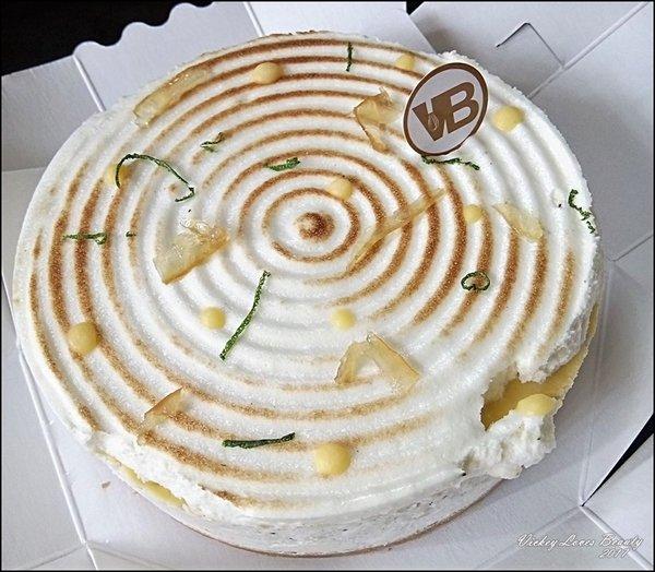 凡內莎烘焙工作:檸檬馬告生乳酪2017父親節新品