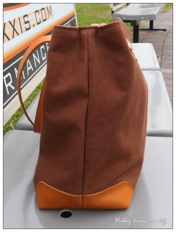 KULOI垂墜感個性帆布包
