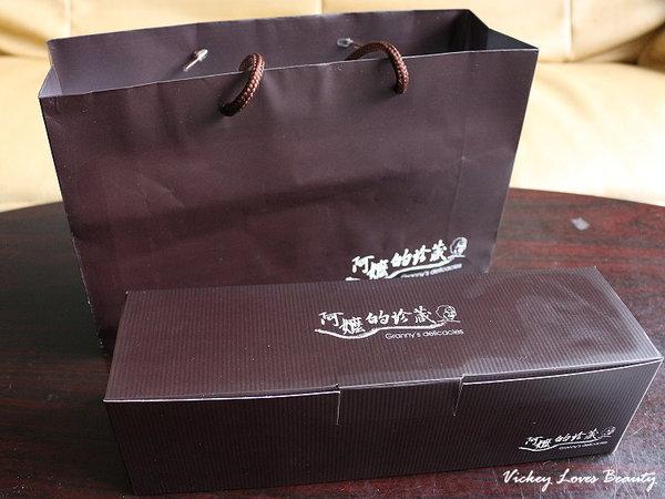團購美食│阿嬤的珍藏-生巧克力塔
