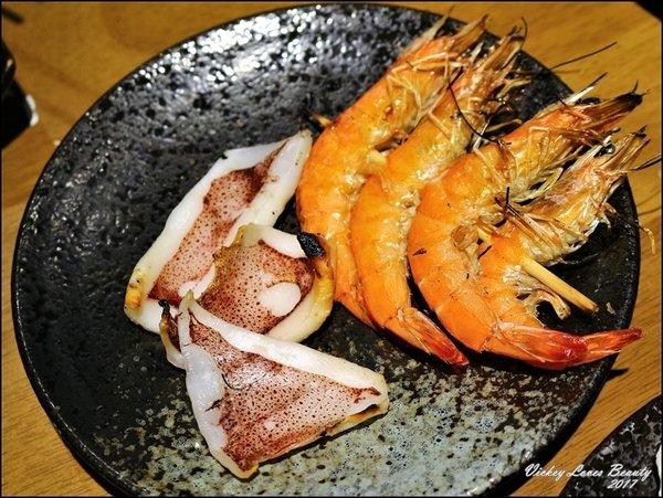 【水森水產】頂級霸氣爐端燒套餐