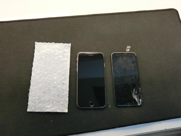 iphone手機螢幕維修-台北iphone維修推薦