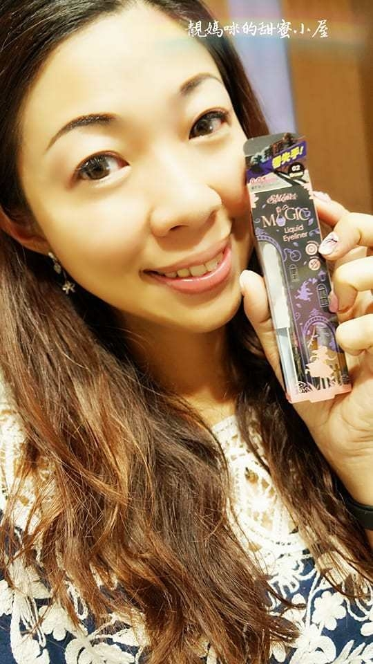 Solone 彩妝新品分享:持久定型水眉釉。愛麗絲魔法眼線液筆。異想追逐魅惑眼影三色