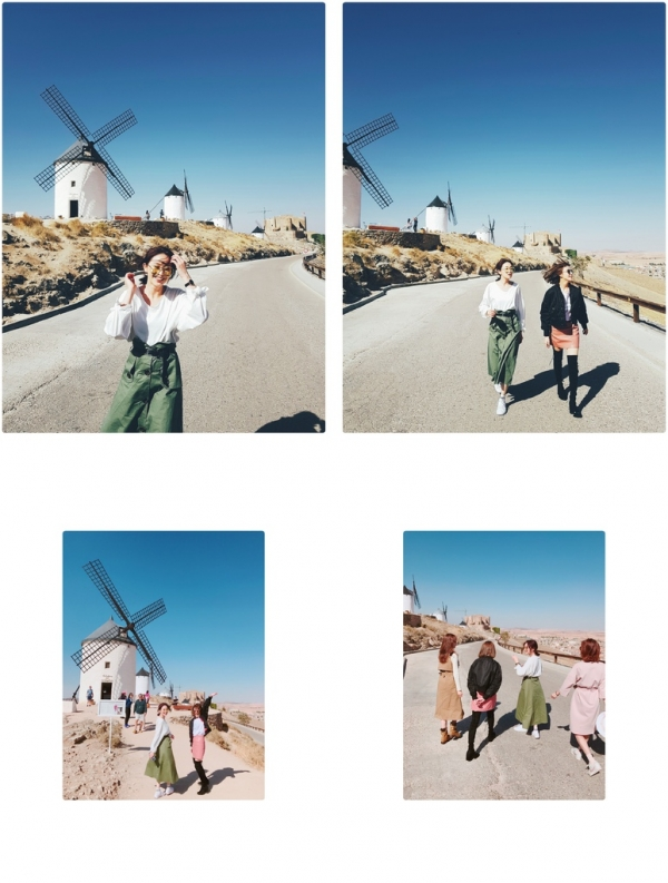 《旅遊穿搭》   女子 10 月西班牙 穿搭清單 //  我與我那不得不買的3款下半身單品