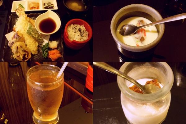 """(美食~高雄)""""味""""四季和食~想吃炸蝦來這裡,高麗菜絲還無限續"""
