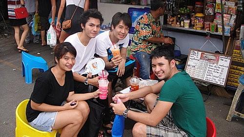 (旅遊~泰國 曼谷) Jatujak週末市集~ 腿會逛到斷的JJ Market