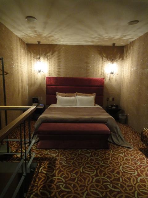 (住宿 台中 大里) 風緻汽車旅館 ~ 樓中樓夢幻motel