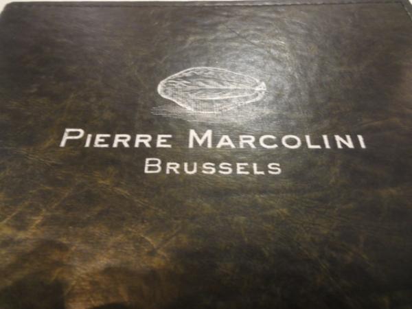(美食 台北 市政府站) PIERRE MARCOLONI ~ 巧克力之神在台灣賣下午茶! 不用再跑日本吃啦!