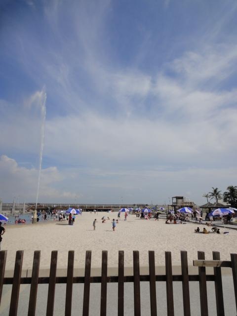 """(旅遊 嘉義 東石) 2012海之夏祭 ~ """"沙灘""""&""""漁港""""竟然在同一地?! 親子暑假遊最佳去處!"""