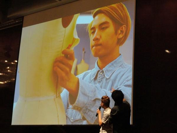 (創意講堂~W Taipei)Olivier Green-吳秉叡~時尚界高度關注的台裔新銳設計師