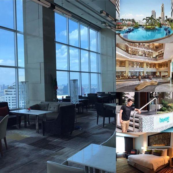 (住宿 曼谷) 曼谷阿瑪瑞水門飯店 (Amari Watergate Hotel) ~ 最適合血拚批貨一族的大型星級酒店