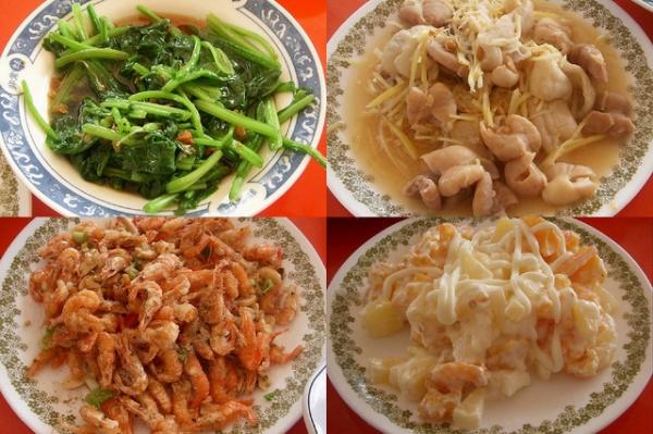 (美食~南投)社寮甕缸雞~各式菜色下飯又開胃