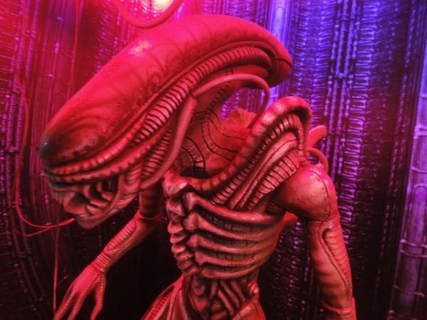 (旅遊 台北 士林) 外星人探索特展