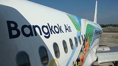 (旅遊~飛行~泰國國內線) Bangkok Airways 曼谷航空 ~ 曼谷到普吉搭乘體驗記
