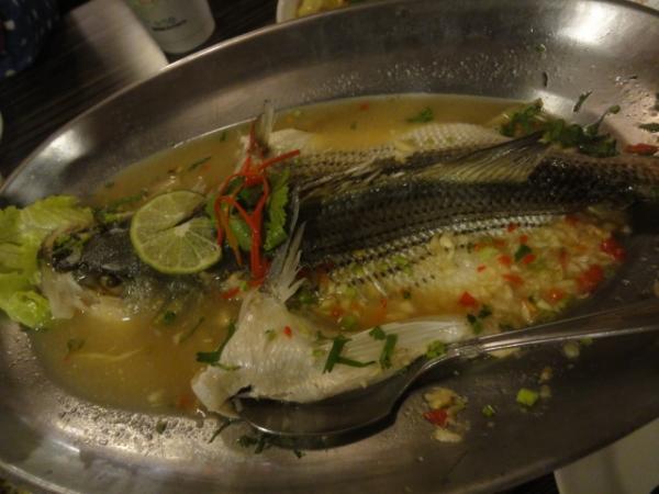 (美食 彰化 員林) 阿杜泰式料理 ~ 台味很重的泰式料理
