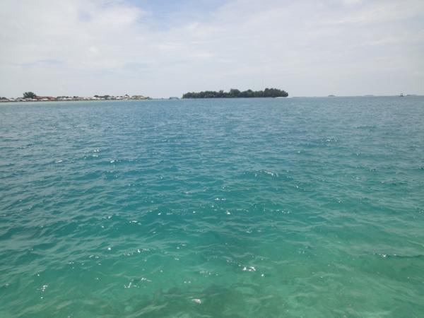 (旅遊 印尼) 去珊瑚島浮潛放鬆吧~