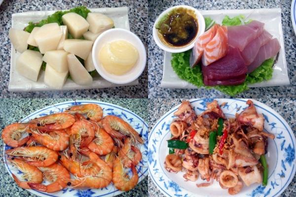 (美食~高雄)鴨角活海產~尚青的海鮮就在海邊